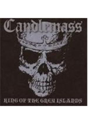 Candlemass - King Of The Grey Islands (Music CD)
