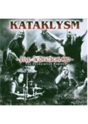 Kataklysm - Live In Deutschland [CD + DVD] (Music CD)