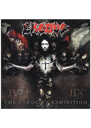 Exodus - The Atrocity Exibition: Exhibit A (Music CD)