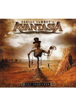 Avantasia - The Scarecrow [CD + DVD]
