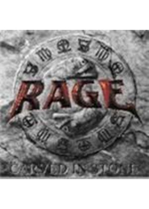 Rage - Carved In Stone [Digi + Dvd] (Music CD)