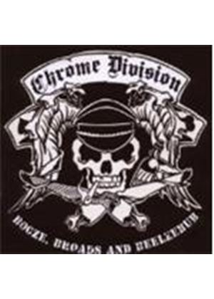 Chrone Division - Booze, Broads And Beelzebub