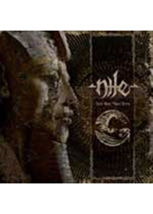 Nile - Those Whom The Gods Detest (Music CD)