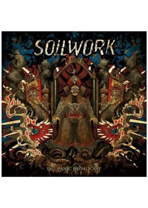 Soilwork - Panic Broadcast, The (Music CD)