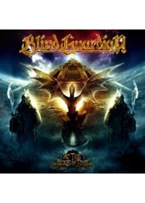 Blind Guardian - At The Edge Of Time (Limited Edition) (Music CD)
