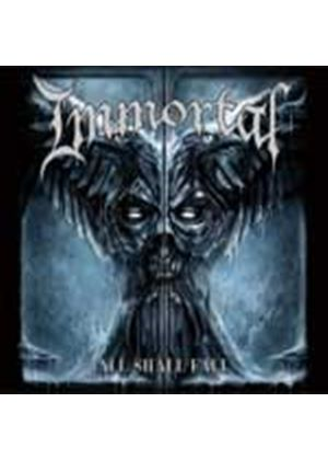 Immortal - All Shall Fail (Music CD)