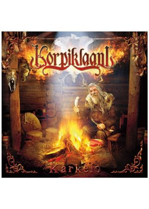 Korpiklaani - Karkelo (Music CD)