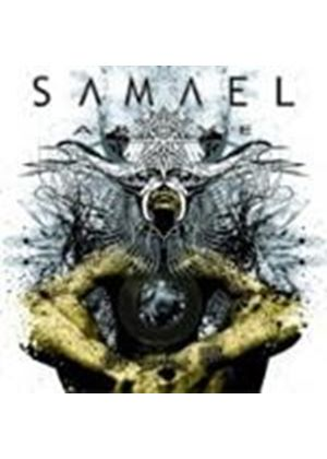 Samael - Above (Music CD)