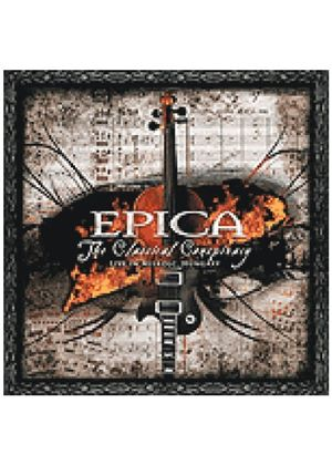 Epica - Classical Conspiracy, The (Music CD)