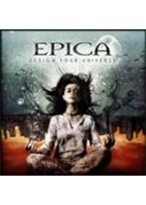 Epica - Design Your Universe (Special Edition) (Music CD)