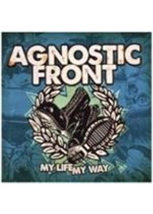 Agnostic Front - My Life My Way (Music CD)
