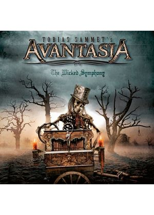Avantasia - Wicked Symphony, The (Music CD)