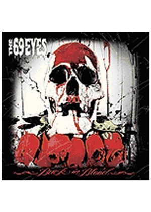 69 Eyes - Back In Blood (Music CD)