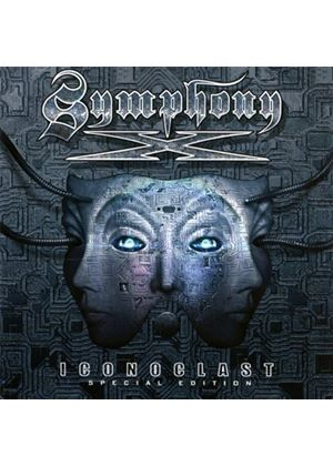 Symphony X - Iconoclaust (Limited Edotion) (Music CD)