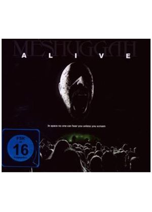 Meshuggah - Alive (CD& DVD) (Music CD)