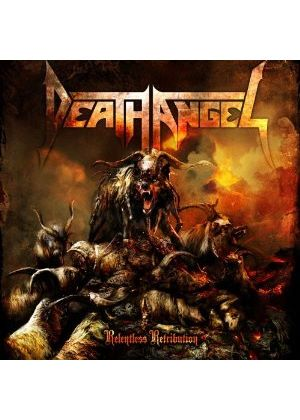 Death Angel - Relentless Retribution (Music CD)