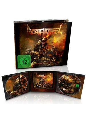 Death Angel - Relentless Retribution (Limited Edition) [Digipak] (Music CD)