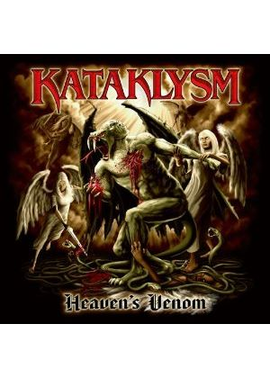 Kataklysm - Heaven's Venom (Limited Edition) (Music CD)