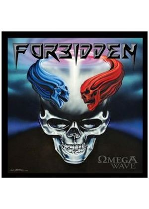 Forbidden - Omega Wave (Music CD)