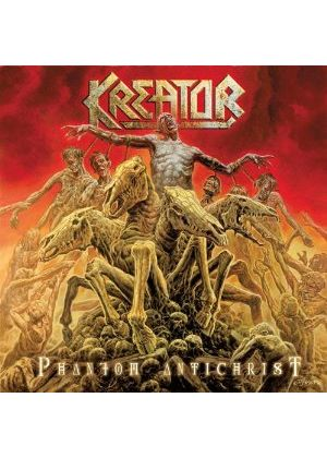 Kreator - Phantom Antichrist (Music CD)