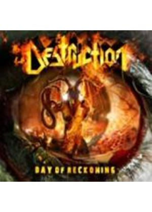 Destruction - Day Of Reckoning (Music CD)