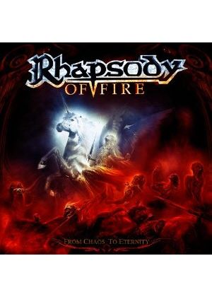Rhapsody Of Fire - From Chaos To Eternity (Music CD)