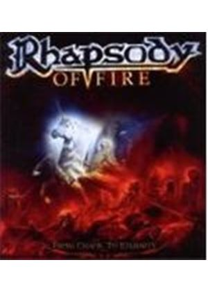 Rhapsody Of Fire - From Chaos To Eternity (Limited Edition) [Digipak] (Music CD)