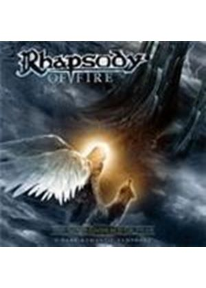 Rhapsody Of Fire - Cold Embrace Of Fear, The (Music CD)