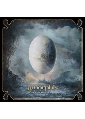 Amorphis - Beginning Of Time, The (Music CD)