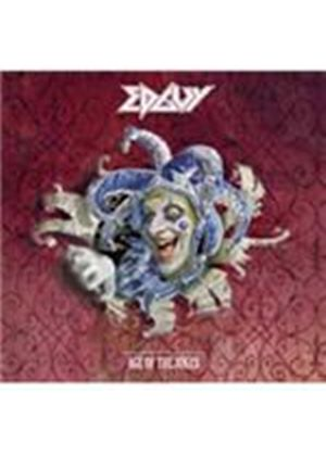 Edguy - Age of the Joker (Music CD)