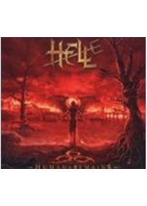 Hell - Human Remains (Limited Edition) (Music CD)