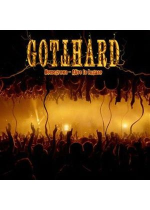 Gotthard - Homegrown - Live in Lugano (Music CD)