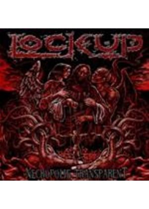 Lock Up - Necropolis Transparent (Music CD)