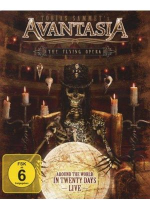 Avantasia - Flying Opera - Around The World In 20 Days (Blu-Ray)