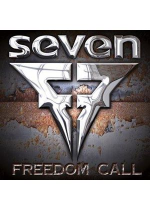 Seven - Freedom Call (Music CD)