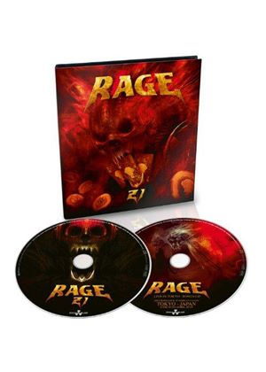 Rage - 21 (Music CD)