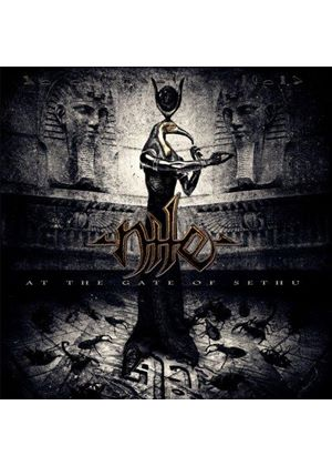 Nile - At the Gate of Sethu (Music CD)