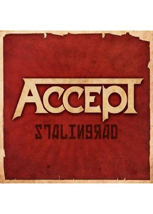Accept - Stalingrad (Brothers in Death) (Music CD)