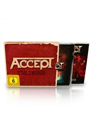 Accept - Stalingrad (Brothers in Death) (CD & DVD) (Music CD)
