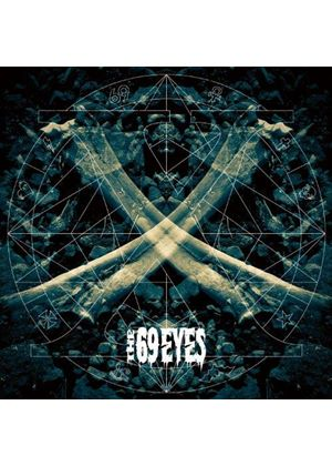 69 Eyes - X (Music CD)