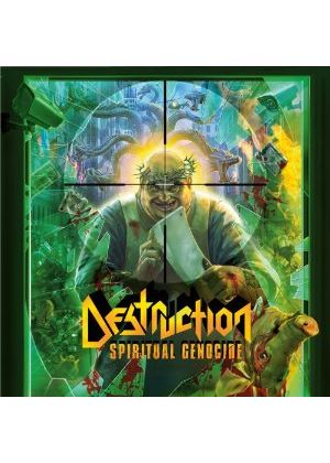 Destruction - Spiritual Genocide (Music CD)