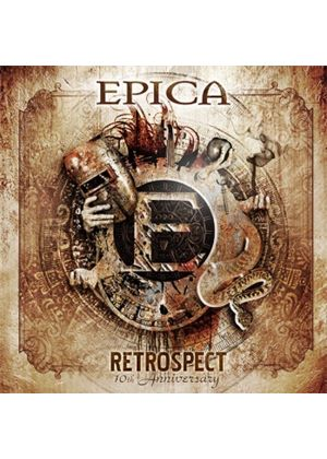 Epica - Retrospect (Limited Edition Digibook) (3 CD & 2 DVD) (Music CD)