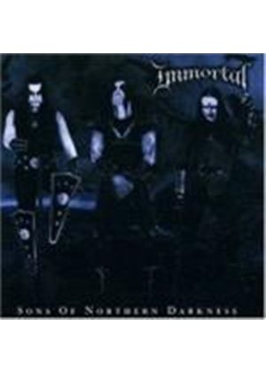Immortal - Sons Of Northern Darkness (Music CD)