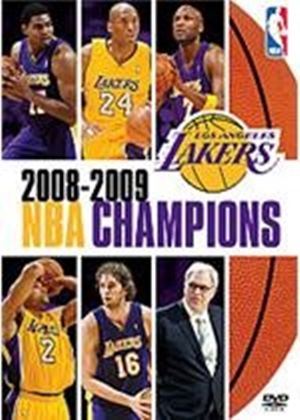 NBA Champions: 2008-2009 - Los Angeles Lakers