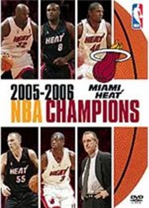 NBA - Champions 2005-2006 - Miami Heat