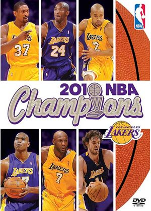 NBA Champions: 2009-2010 - Los Angeles Lakers