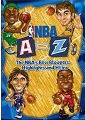 NBA A-Z - The NBA's Best Bloopers