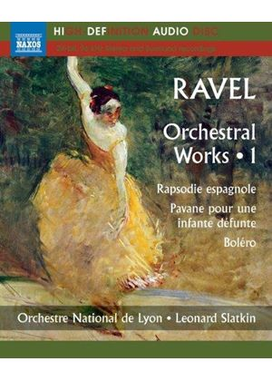 Ravel: Orchestral Music, Vol. 1 (Music CD)