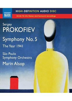 Prokofiev: Symphony No. 5; The Year 1941 (Music CD)