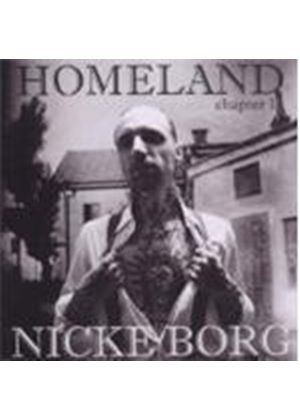Nick Borg - Homeland (Chapter One) (Music CD)